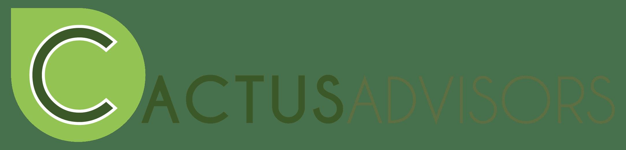 Cactus Advisors Logo - Hi Res